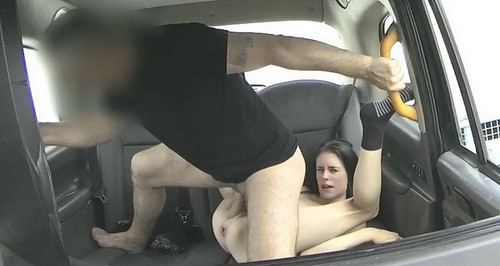 [FakeTaxi] Anna Lee – Innocent American Lady Gets Arse Fucked / E259