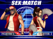 CherryCherryPeach - Sex Match Mai Shiranui vs Terry Bogard