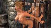 HitmanX3Z - Elven Desires 1 Prison Perils