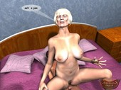 Animated Incest - The best lover she had ever met