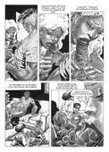 SALOMON GRUNDIG collection BDSM english comics