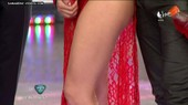 Cinthia Fernandez leg close up shot