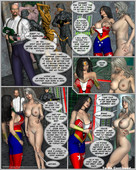 Mr. X Full Collection 3D and Adult comics