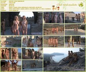 Ancient Castle Nudism - Teen nudist