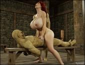 Blackadder - Monster Sex 3
