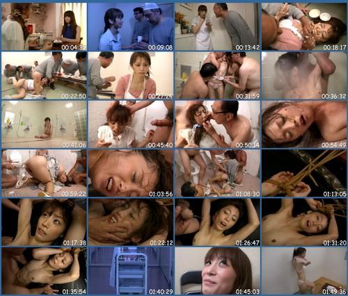 NTJ-004 Hole Slave Caregiver Itsuki Karin Enema