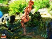 Aqua Monsters – No Swimming