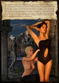 Hibbli3D - Knight Elayne Elven Love
