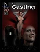 Casette Comix - Casting
