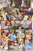 Legiocomix - Ginny's Week - Monday