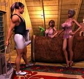 Exclusive models by Venus Island Girl