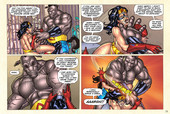 SUPERHEROINECOMIXXX - PRISON HEAT 1