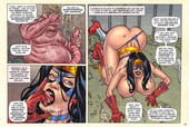Superheroine Comixxx Collections