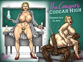 PleasureNight - The Coogars of Coogar High ch1