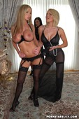 Brooke Haven & Krissy Lynn & Nikki Benz - High End Vag