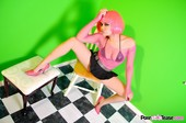 Annie Cruz - In Pink