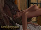 3DMONSTERSTORIES - DRAGONBRIDE part 1